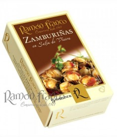Zamburiñas 6/8 piezas Ramon Franco