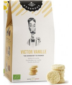 Galletas Generous Victor Vainilla