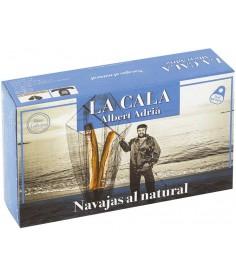 Navajas al Natural La Cala