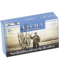 Sardinillas en Aliño Picante La Cala