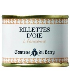 Rilletes de Oca a la Antigua Comtesse du Barry