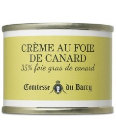 Crema de foie de pato (35 % foie) Comtesse du Barry