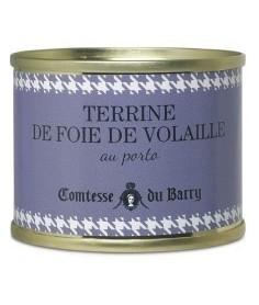 Paté de ave al oporto Comtesse du Barry