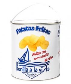 Patatas Fritas Bonilla a la Vista Cubo