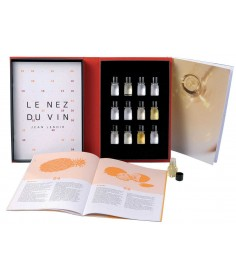 Le Nez du Vin 12 Aromas Vinos Blancos