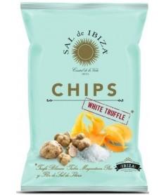 Patatas Fritas con Trufa Blanca Sal de Ibiza