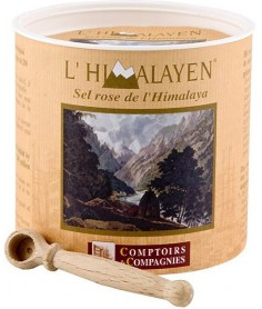 Sal Rosa del Himalaya L'Himalayen