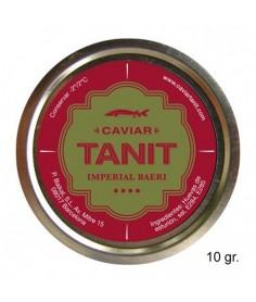 Caviar Tanit-Imperial Baeri 10 gr