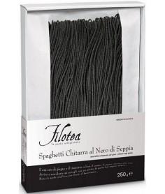 Spaghetti al Nero di Seppia Filotea