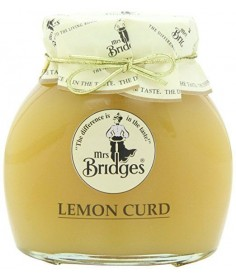 Crema de Limón Mrs. Bridges