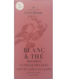 Chocolate Café Tasse Blanco Rooibos
