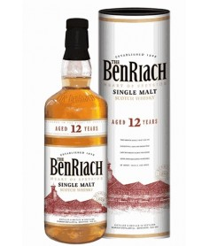 Whisky Benriach Malta 12 Aúos