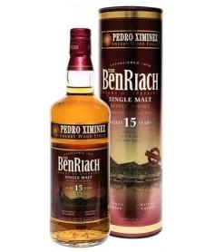 Whisky Benriach 15 Aúos P.Ximenez
