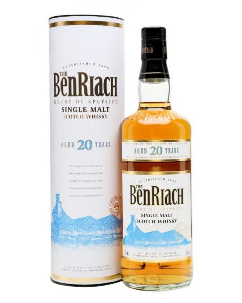 Benriach 20 Años