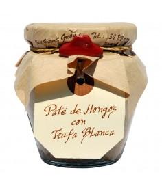 Paté Hongos con Trufa Blanca La Cuna 85grs