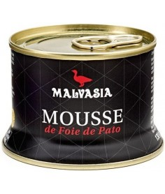 Mousse de Foie de Pato Malvasía 130g