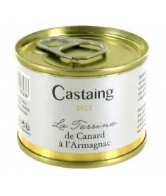 Paté Terrina de Pato al Armagnac 67 gr