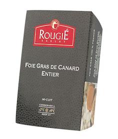 Entier Foie Pato Mi-cuit Rougié