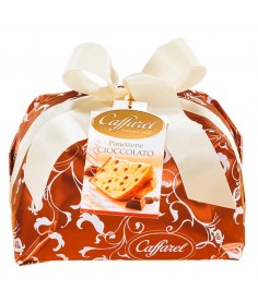 Panettone Chocolate Caffarel 1 kg