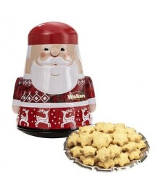 Galletas Mantequilla Walkers Santa Claus 200 gr