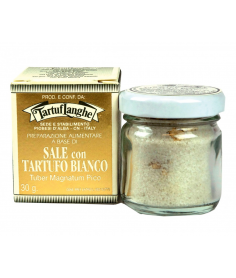 Sal con Trufa Blanca Tartuflanghe 30 gr