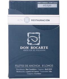Don Bocarte Serie Numerada 8 Filetes
