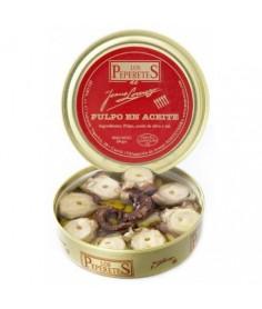 Pulpo aceite Peperetes