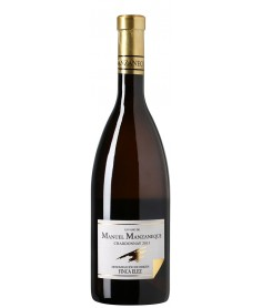 Manuel Manzaneque Chardonnay Barrica 2012