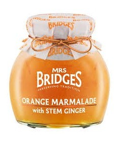 Mermelada Naranja Ginger Mrs Bridges