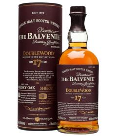 The Balvenie 17 Años
