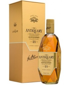 Whisky Antiquary 21 Aúos
