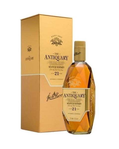 Whisky Antiquary 21 Aúos
