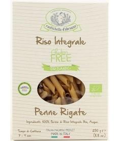 Pasta Penne Rigate Sin Gluten Rustichella