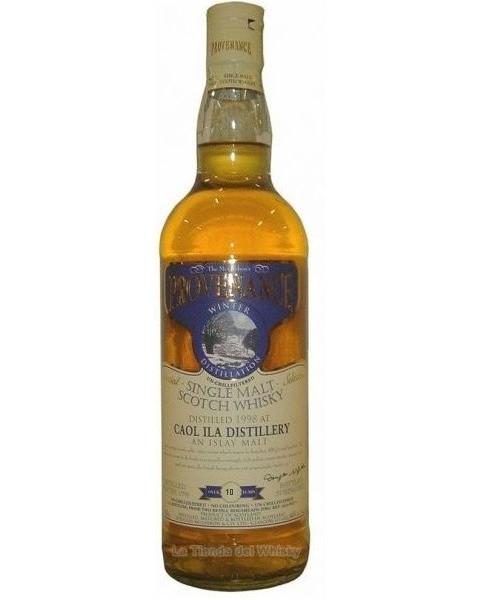 Whisky Barrel Caolila 10 Aúos