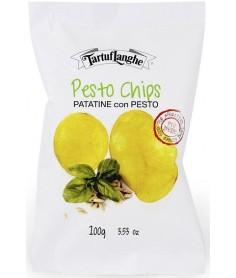 Patatas Chips al Pesto Tartuflanghe