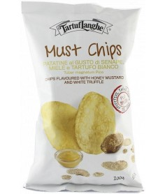 Patatas Chips con Trufa Blanca Tartuflanghe