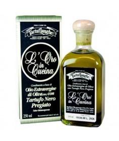 Aceite Tartufo Negro Tartuflanghe 100 ml