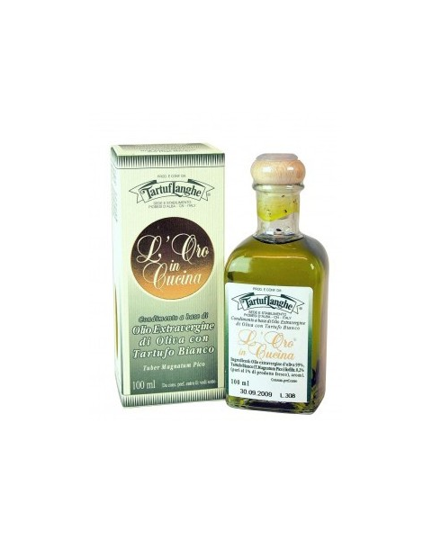 Aceite Tartufo Blanco Tartuflanghe 100 ml