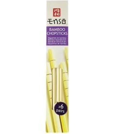 Palillos de Bambú para Sushi Enso