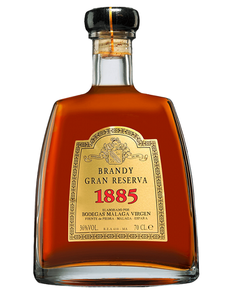 Brandy 1.885 Lopez Hermanos