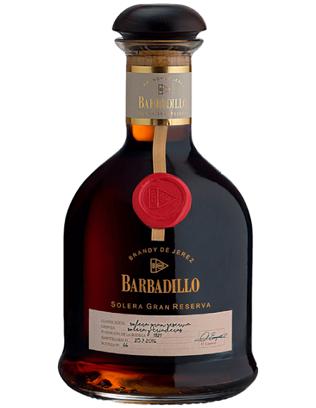 Brandy Barbadillo Gran Reserva