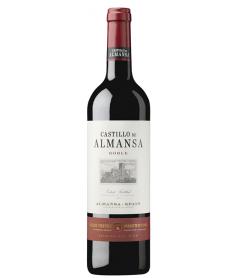 Castillo de Almansa roble