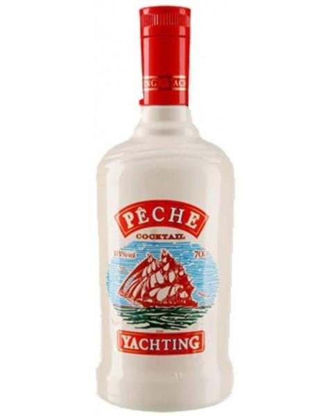 Licor Whisky Peche Yachting