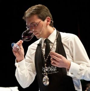 Raúl Igual, Mejor Sumiller de España en 2010