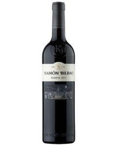 Vino tinto Rambón Bilbao Reserva 2014