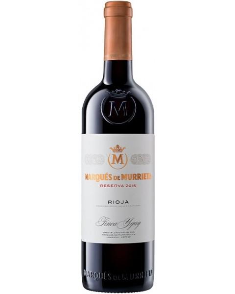 comprar vino marqués de murrieta reserva