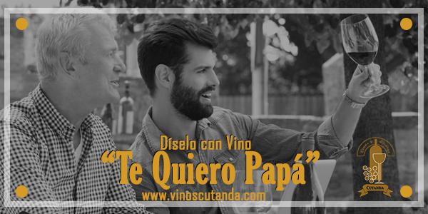 comprar regalar vino dia del padre vinos cutanda