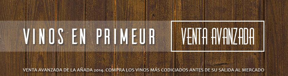 Vinos Primeur - Venta Avanzada